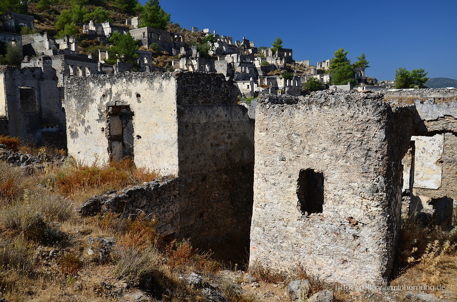 Kayaköy / Karmylassos ghost village