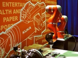 KUKA's lightweight arm