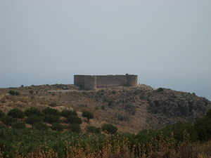A Turkish fort