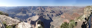 Grand Canyon Panorama 1