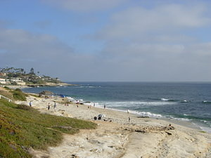 The Coast in La Jolla