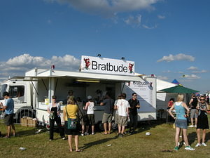 Bratbude - powered by FreeBSD