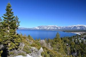 Sierra Nevada: Lake Tahoe and Mono Lake