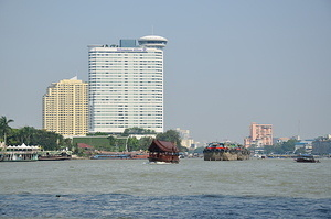 On the Chao Phraya River
