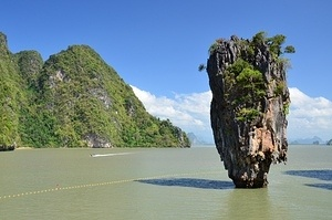 James Bond Island (Ko Tapu)