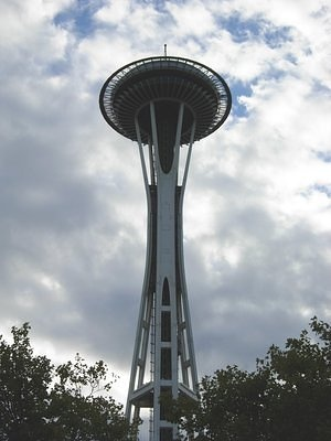 Space Needle & Seattle Center