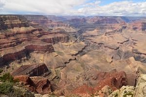 Grand Canyon from Pima Point