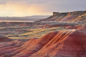 Route 66, Painted Desert and Petrified Forest