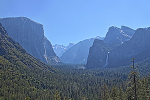 Yosemite Valley HDR