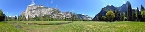 Yosemite Valley 360° Panorama