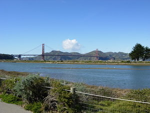 Our goal: the Golden Gate Bridge and beyond